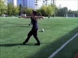 вот как надо играть в футбол